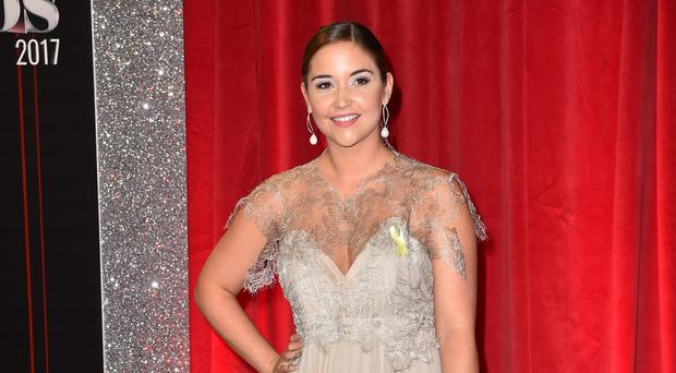 Jacqueline Jossa has hit back at trolls (Matt Crossick/PA)