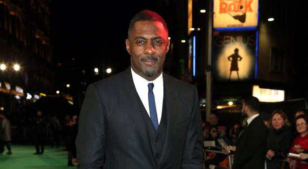 Idris Elba has reignited Bond rumours (Jonathan Brady/PA)