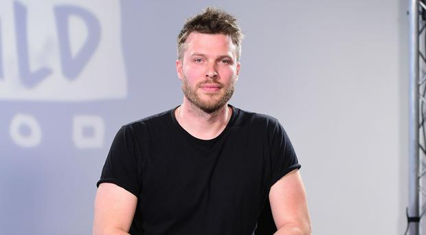 Rick Edwards said there are no shows for young presenters to start on (Ian West/PA)