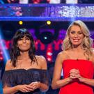 Strictly hosts Claudia Winkleman and Tess Daly (Guy Levy/BBC)