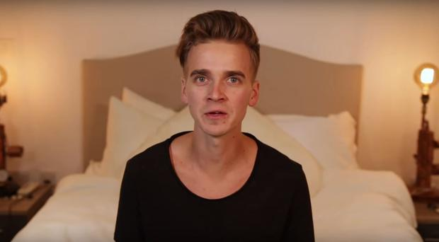 Joe Sugg will be a Strictly contestant in 2018 (Joe Sugg/ThatcherJoe YouTube grab)