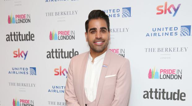 Dr Ranj Singh has been announced as the seventh contestant for this year's Strictly Come Dancing (Isabel Infantes/PA)