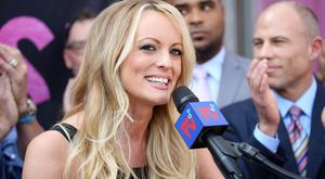 Stormy Daniels says she pulled out of CBB due to custody issues (Matt Baron/REX/Shutterstock)