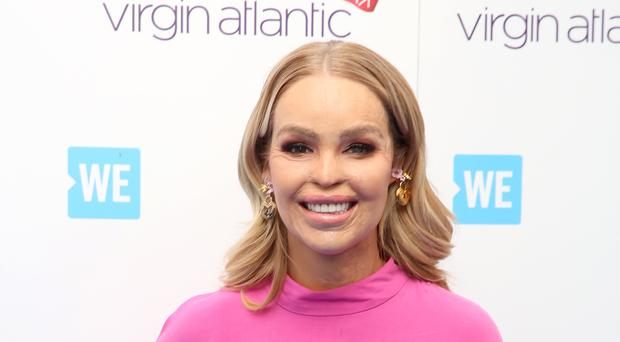 Katie Piper (PA)