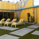 The housemates were instructed to build a wall at the Celebrity Big Brother house (Bart Pajak/Channel 5)