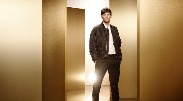 Louis Tomlinson is a judge on the new series of X Factor (Thames/Syco/ITV)