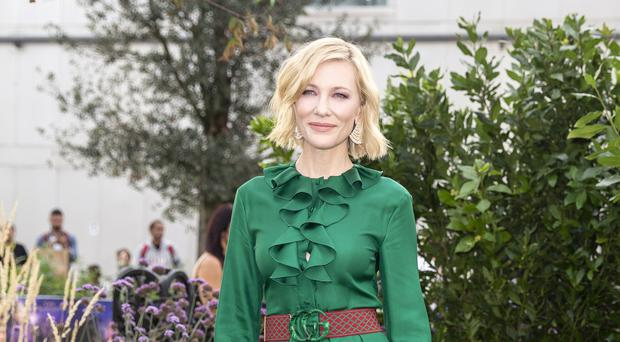 Cate Blanchett said inequality and abuse happens in all industries (Lauren Hurley/PA)