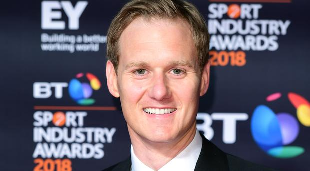 Dan Walker has roles on BBC Breakfast and Football Focus (PA)