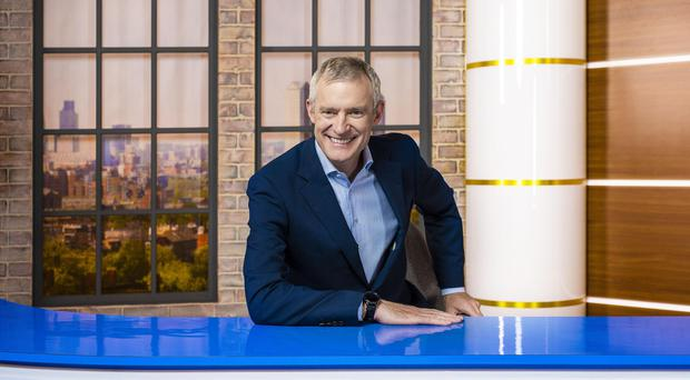 Jeremy Vine has paid tribute to his father (Channel 5)