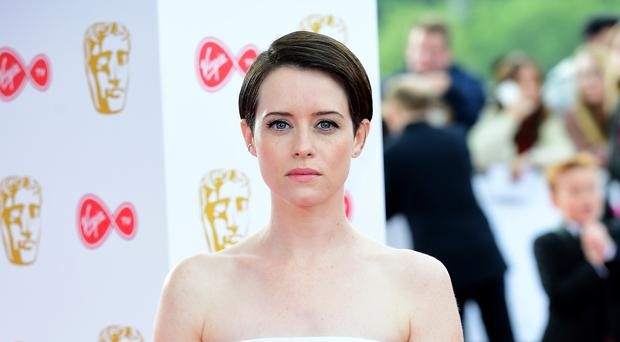 Claire Foy said she refused to wear a padded bra for her latest film role as a vigilante computer hacker in the sequel to The Girl With the Dragon Tattoo (Ian West/PA)