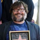 Jack Black has been honoured with a star on the Hollywood Walk of Fame (Chris Pizzello/Invision/AP)