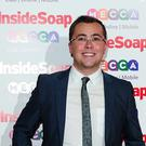 Former Hollyoaks star Joe Tracini gets emotional as he talks being suicidal (Ian West/PA)