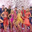 This year's Strictly Come Dancing contestants (Ray Burmiston/BBC)
