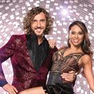 Seann Walsh and Katya Jones (BBC)