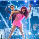 Strictly enjoys ratings boost with first live show and beats The X Factor (Guy Levy/BBC)