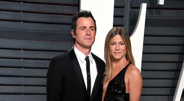 Justin Theroux has spoke of his separation from Jennifer Aniston (PA Archive/PA)