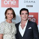 Keeley Hawes and Richard Madden (Isabel Infantes/PA)