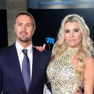 Paddy and Christine McGuinness (PA)