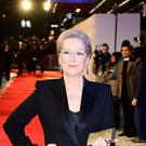Meryl Streep has praised the bravery of female journalists in an open letter (Ian West/PA)