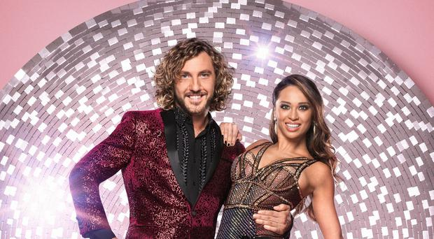 Seann Walsh 'deeply regrets' kissing Strictly Come Dancing partner Katya Jones