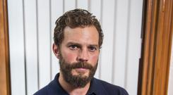 Northern Ireland actor Jamie Dornan has sold his sprawling LA home for around £2.3m. (Liam McBurney/PA)