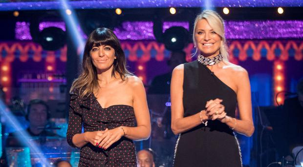 Seann Walsh escapes elimination as third celebrity leaves Strictly (Guy Levy/BBC)