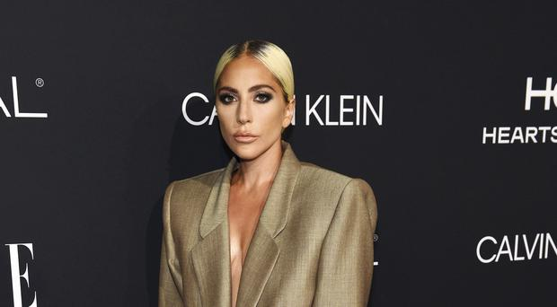Lady Gaga hints that she is engaged as she thanks 'fiance' in speech (Chris Pizzello/PA)