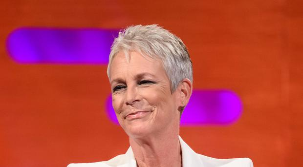 Jamie Lee Curtis believes her portrayal of Laurie Strode in the latest Halloween film could inspire more strong female leads in Hollywood movies (Matt Crossick/PA)