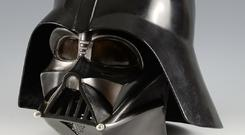 Darth Vader's helmet could be the prop you're looking for (Propmasters)