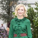 Cate Blanchett has defended straight actors playing gay characters (Lauren Hurley/PA)