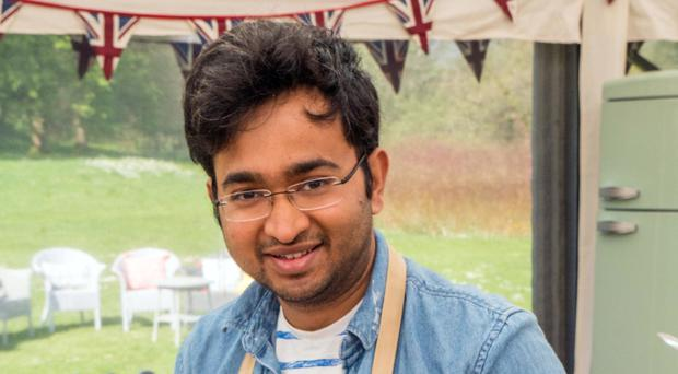 Rahul earned a legion of fans during his time on the Great British Bake Off (Mark Bourdillon/PA)