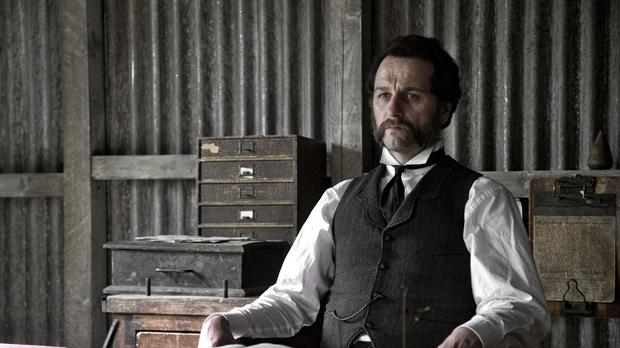 Matthew Rhys stars as Billy Winters in Death And Nightingales (BBC/PA)