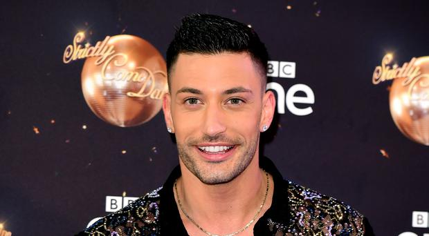 Giovanni Pernice says he is single (Ian West/PA)