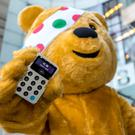 The charity has partnered with fintech company iZettle (Children In Need/PA)
