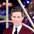 Eddie Redmayne says the latest Fantastic Beats film reflects the world at the moment (Ian West/PA)