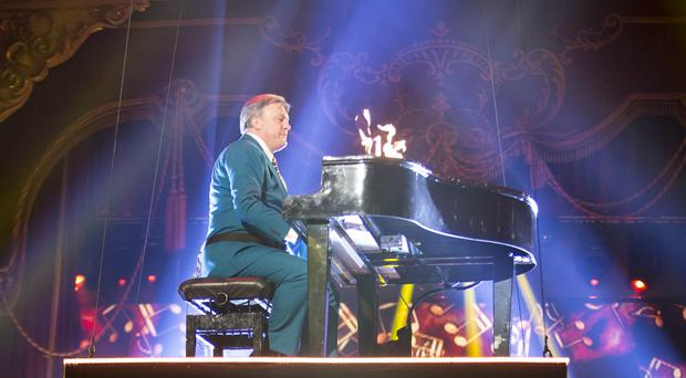Ed Balls made Strictly history (Guy Levy/BBC)