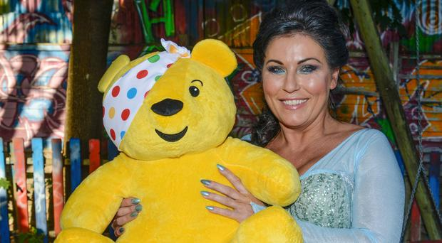 Jessie Wallace as Elsa in EastEnders. (Kieron McCarron/BBC)