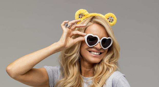 Tess Daly helped host the Children In Need 2018 appeal show (Guy Levy/BBC Children in Need/PA)