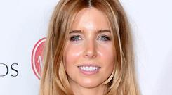 Stacey Dooley made a stunning entrance. (Ian West/PA)