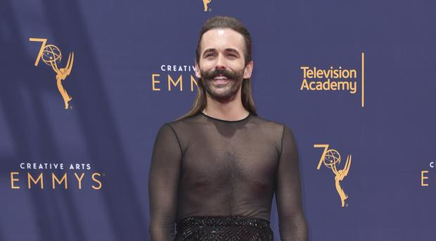 Jonathan Van Ness has announced a UK and Ireland stand-up tour debut (Richard Shotwell/Invision/AP)