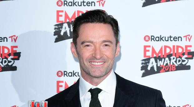 Hugh Jackman will play four shows in the UK next year (Ian West/PA)