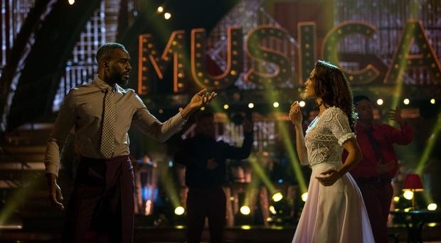 Karen Clifton and Charles Venn have been eliminated from Strictly (BBC/PA)