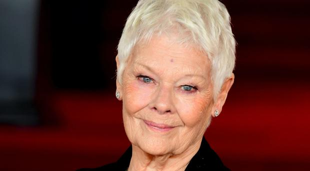 Dame Judi Dench has spoken of positive changes for women in acting. (Ian West/PA)