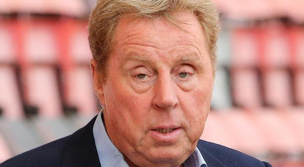 I'm A Celebrity contestant Harry Redknapp received a letter from wife Sandra (Mark Kerton/PA)