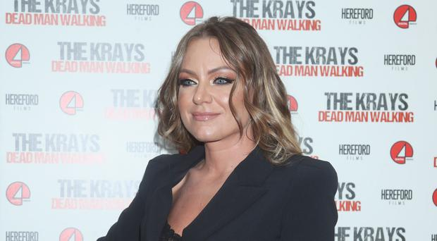 Rita Simons has been booted out of the I'm A Celebrity jungle (Yui Mok/PA)