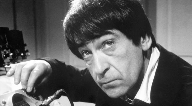 Patrick Troughton played the second incarnation of the Doctor and starred in the largely lost fourth series (PA)