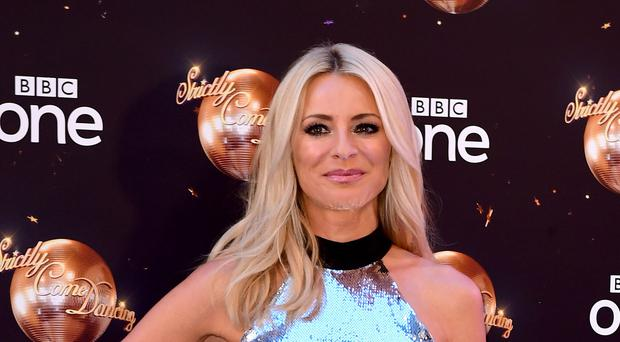 Tess Daly will play a talent show host in CBBC show Almost Never (Ian West/PA)