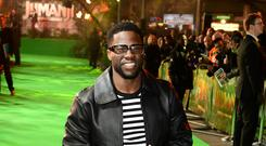 Kevin Hart will not be hosting the Oscars (Ian West/PA)