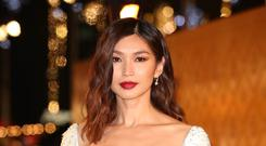 Gemma Chan at the European premiere of Mary Queen of Scots (Isabel Infantes/PA)