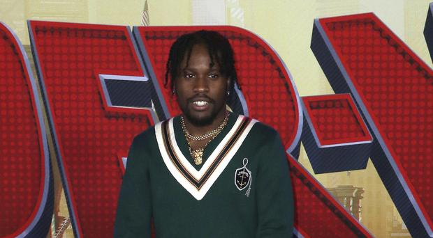 Shameik Moore discussed the importance of bringing diversity to superheroes (Willy Sanjuan/Invision/AP)